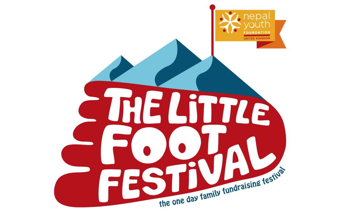 The Little Foot Festival for families, Stanwick Hall, Northamptonshire – THIS SATURDAY!