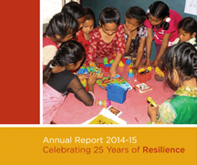 NYF 2014/15 Annual Report