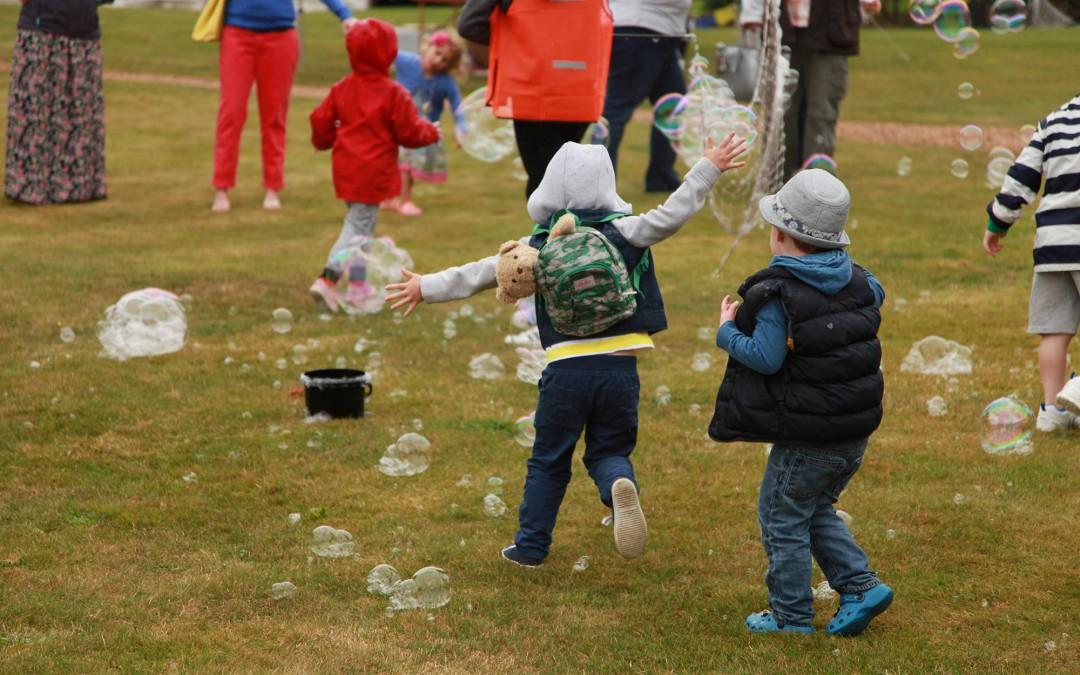NYF UK's Littlefoot Children's Festival hits Northamptonshire!