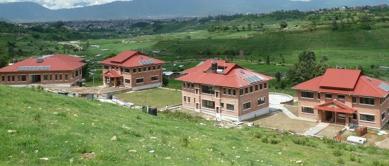 NYF opens new children's home – Olgapuri Village