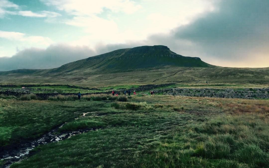 NYF & LED organise Yorkshire 3 Peaks Challenge