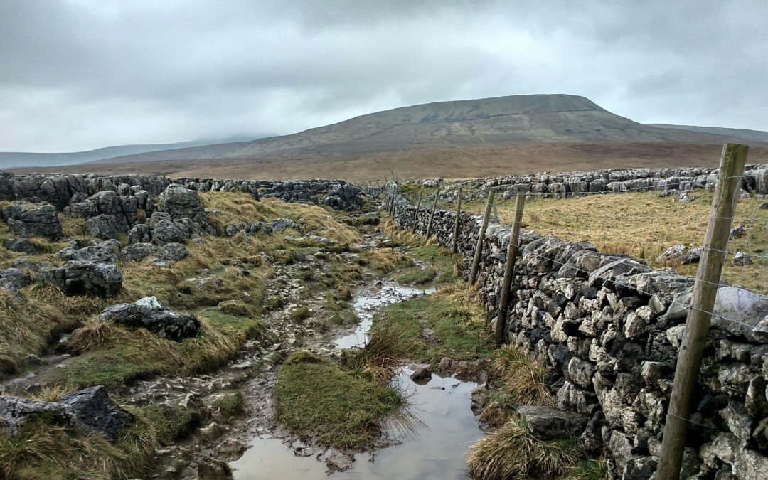 Marshals Recce Ingleborough Ahead of Yorkshire 3 Peaks Challenge