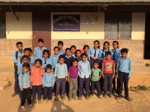 Balbalika school kids