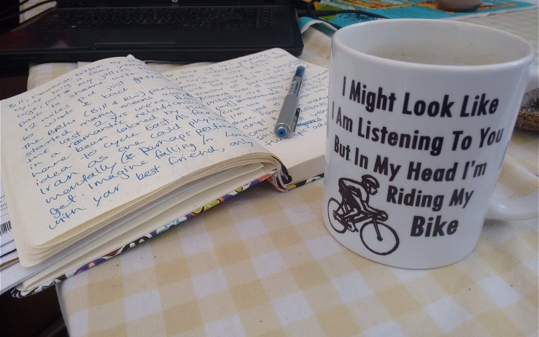 Cycle to the East – A Fundraising Quest!!!