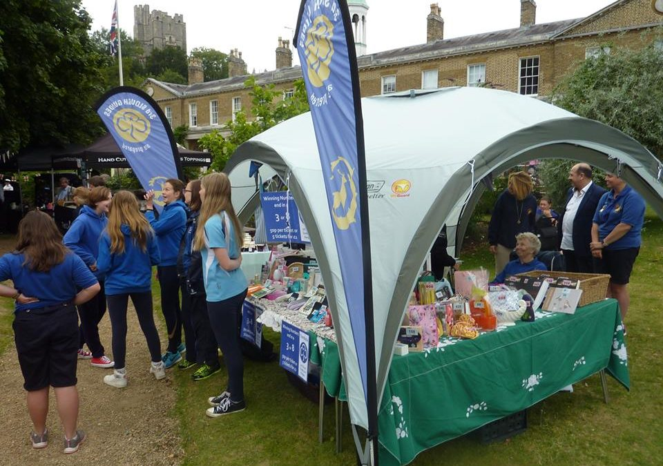 3rd Slough Guides Amazing Fundraising Efforts