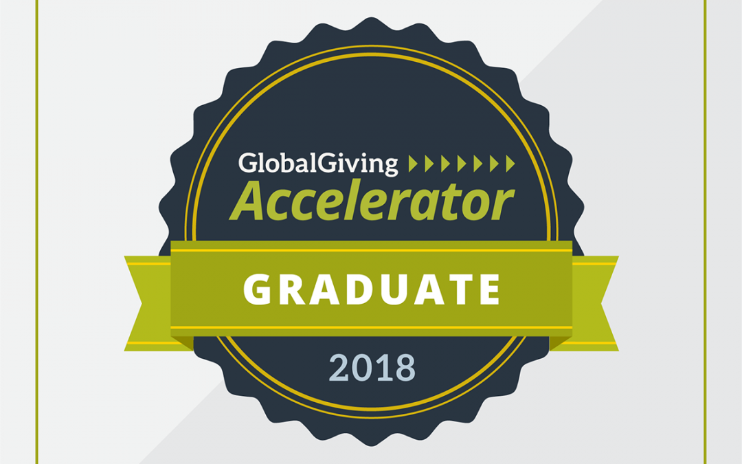 Global Giving Graduate!