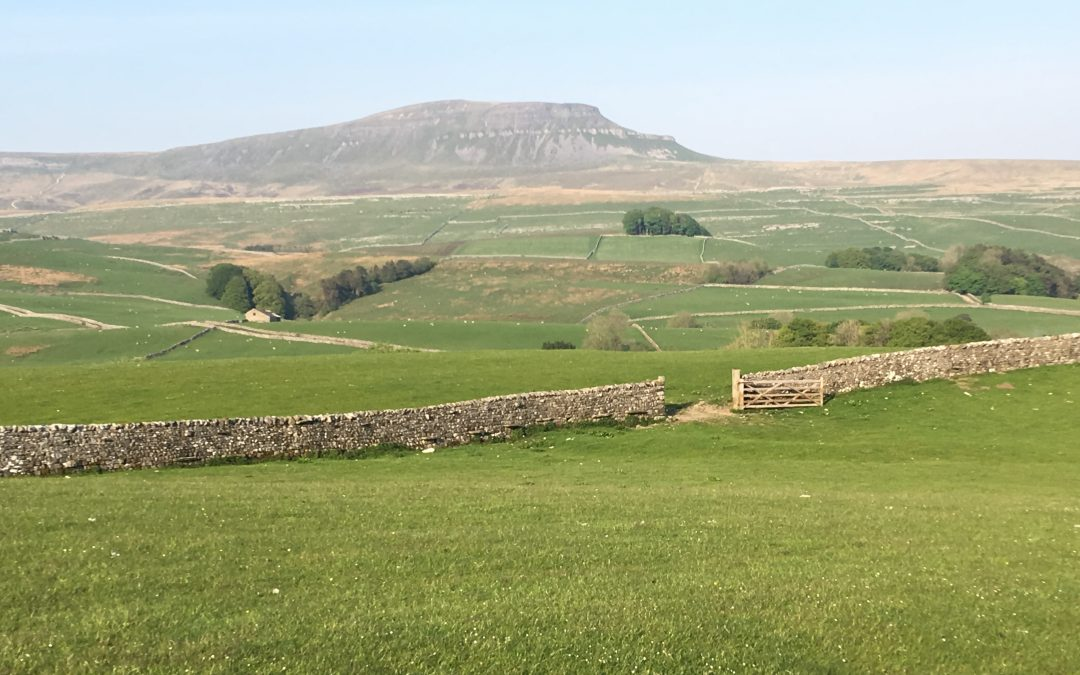 Glorious day out in the Yorkshire Dales