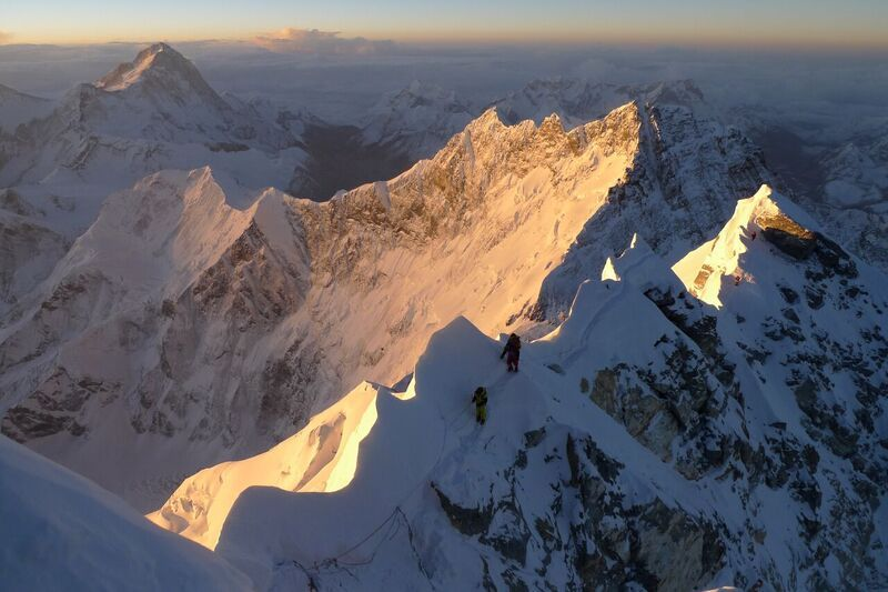Climbing Everest, Find Out What It Takes