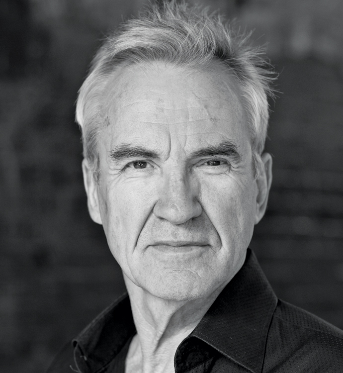 NYF UK Features in I-M Magazine's Interview with Larry Lamb