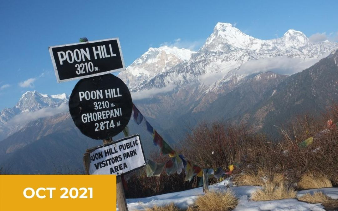 Trip to Visit Our Programmes & Poon Hill Trek