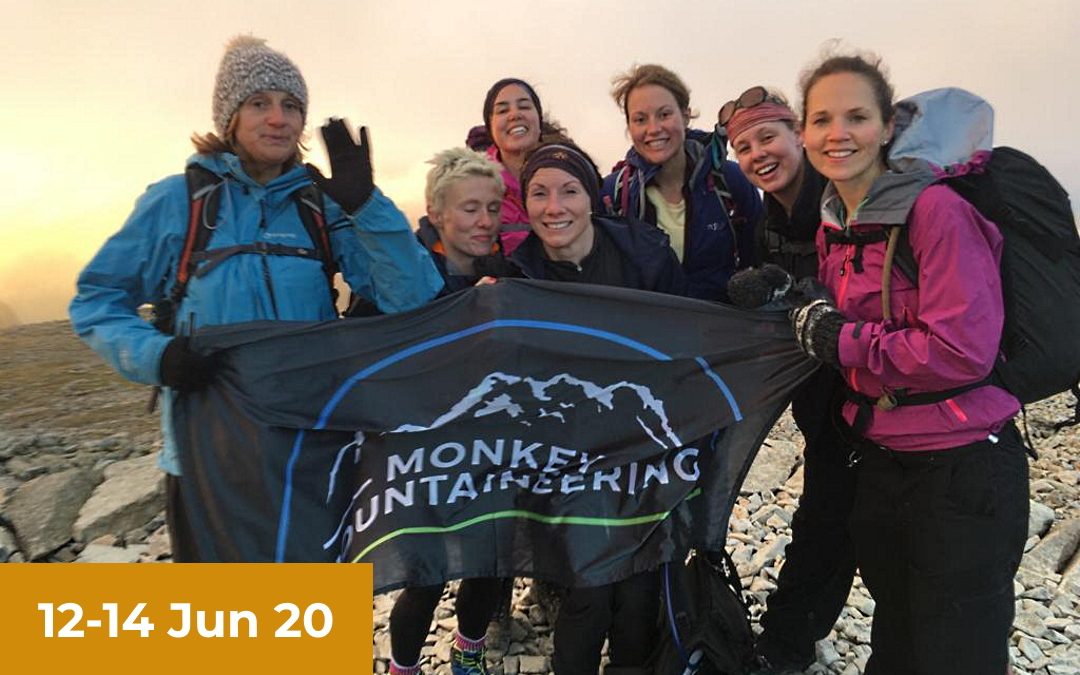 CURRENTLY ON HOLD – National 3 Peaks Challenge 2020