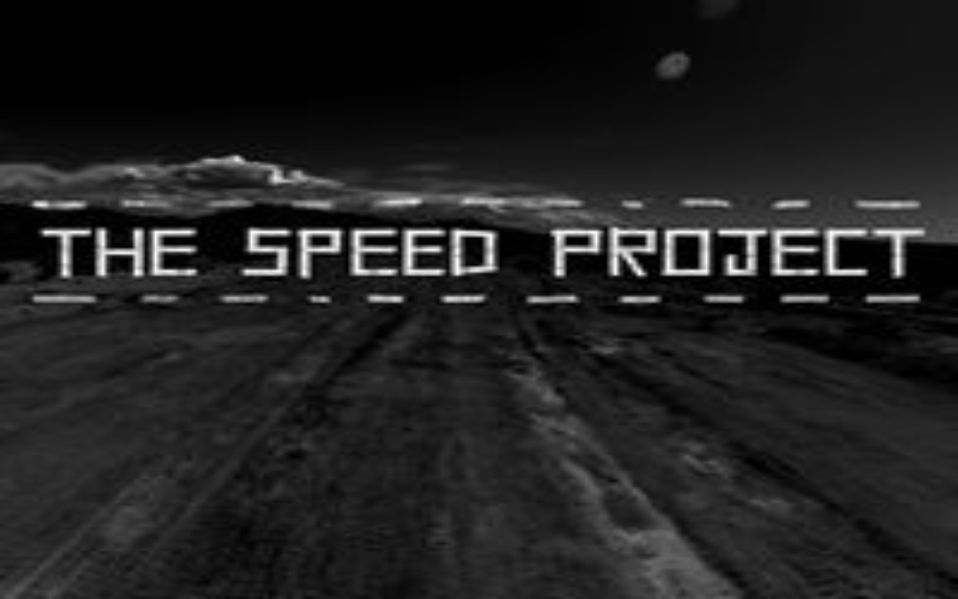 The Speed Project 2020 – they're doing it again!