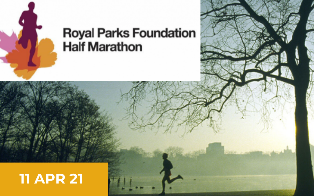 Royal Parks Half Marathon – 11th April 2021