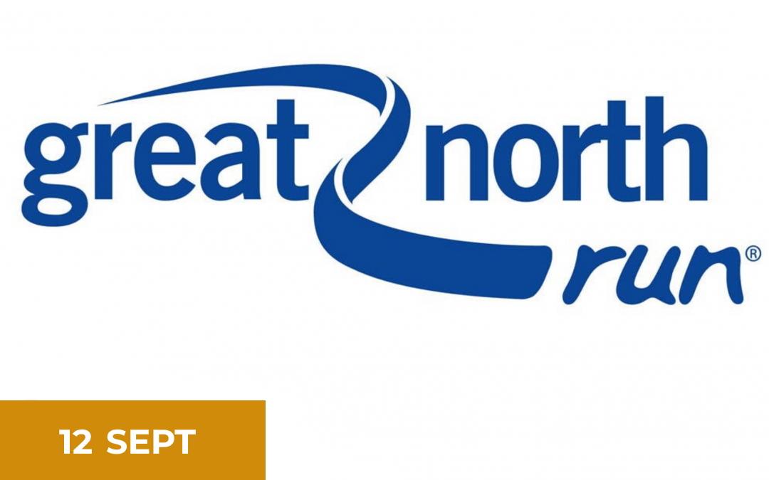 Great North Run 12th September 2021